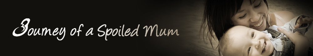 Journey of a Spoiled Mum